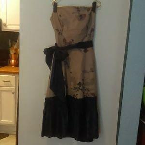 Anthropologie Dresses - Anthropologie Tabitha Winter Flame Dress
